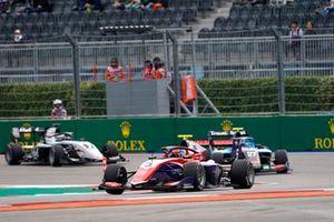 Clement Novalak, Trident Johnathan Hoggard, Jenzer Motorsport Frederik Vesti, ART Grand Prix