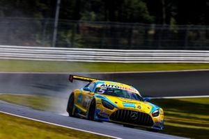 Vincent Abril, Haupt Racing Team Mercedes AMG GT3.