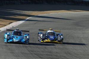 #18 Era Motorsport ORECA LMP2 07, LMP2: Ryan Dalziel, Dwight Merriman, #11 WIN Autosport, ORECA LMP2 07, LMP2: Steven Thomas, Tristan Nunez