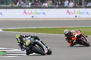 Cal Crutchlow, Yamaha Factory Racing, Miguel Oliveira, Red Bull KTM Factory Racing
