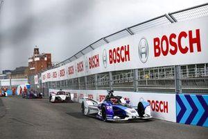 Maximilian Günther, BMW i Andretti Motorsport, BMW iFE.21, Pascal Wehrlein, Porsche, Porsche 99X Electric