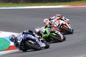 Jules Cluzel, GMT94 Yamaha, Can Oncu, Kawasaki Puccetti Racing