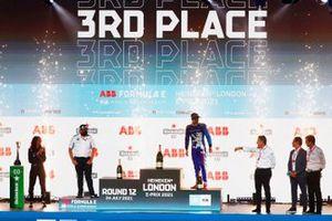 3. Alex Lynn, Mahindra Racing
