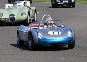 Sir Stirling Moss Tribute Derek Bell Porsche