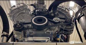 Supercars Gen3 engine