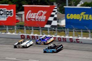 Zane Smith, GMS Racing, Chevrolet Silverado Chevy Accessories and Derek Kraus, McAnally Hilgemann Racing, Toyota Tundra NAPA AutoCare