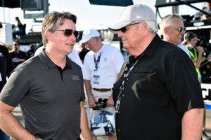 Jeff Gordon and Rick Hendrick