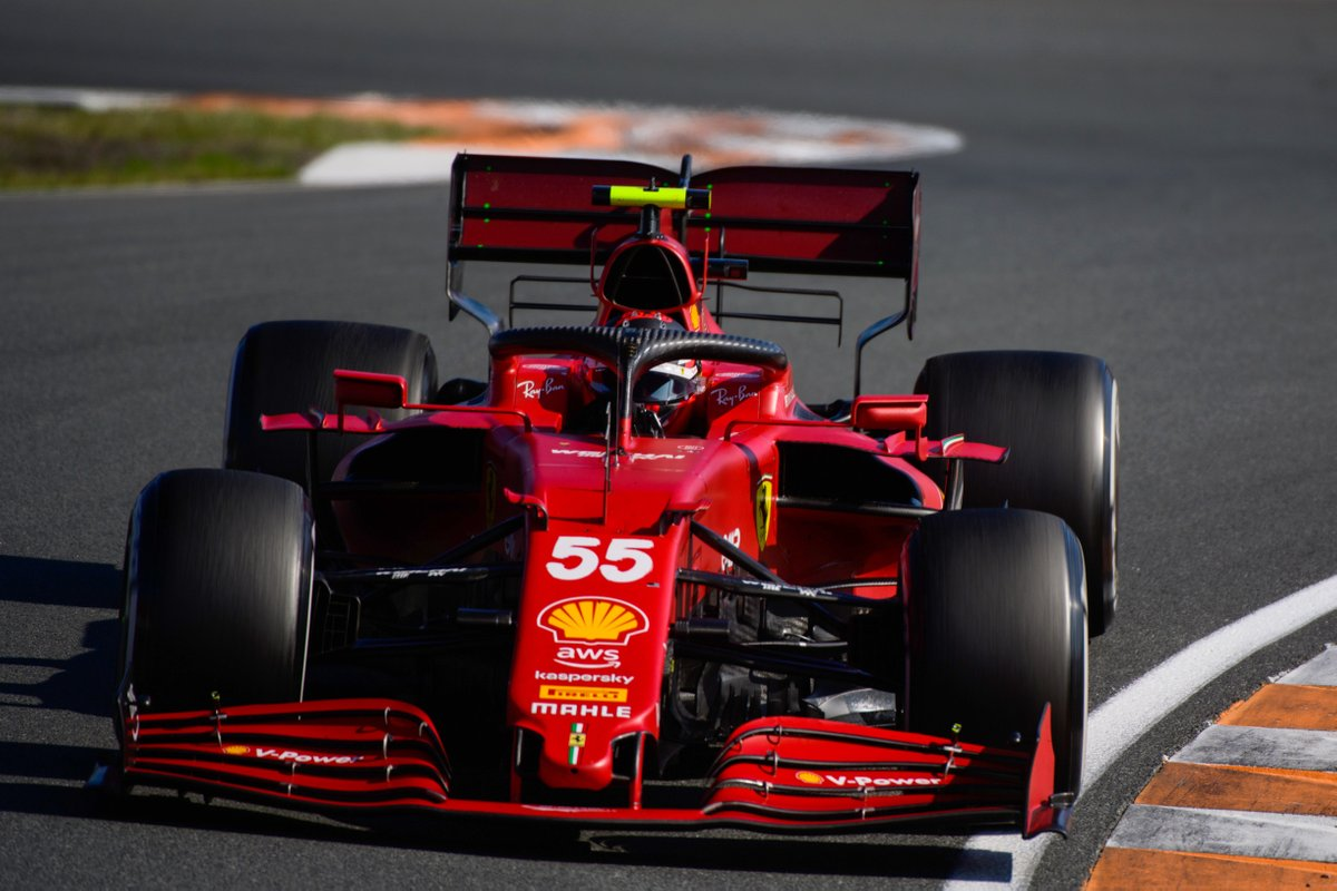Carlos Sainz Jr., Ferrari: 6 puan