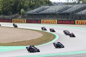 Andrea Locatelli, PATA Yamaha WorldSBK Team, Michael van der Mark, BMW Motorrad WorldSBK Team
