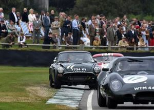 Célébration Royal Automobile Club TT, Richard Squire Patrick Watts Sunbeam Tiger
