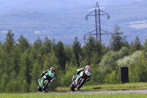 Loris Cresson, TPR Team Pedercini Racing,, Isaac Vinales, Orelac Racing Verdnatura