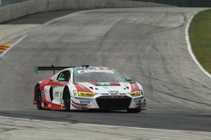 #42 NTE Sport Audi R8 LMS GT3, GTD: Don Yount, JR Hildebrand