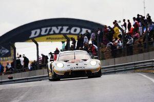 #46 Team Project 1 Porsche 911 RSR - 19 LMGTE Am, Dennis Olsen, Anders Buchardt, Robert Foley
