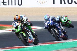 Philipp Öttl, Kawasaki Puccetti Racing, Jules Cluzel, GMT94 Yamaha