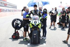 Naomichi Uramoto, JEG Racing