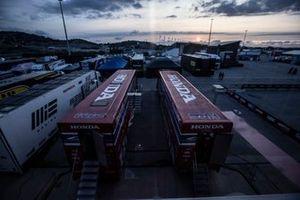 Honda Race Trucks