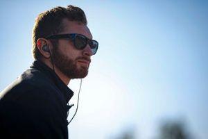 Will Power, Team Penske Chevrolet crew member Adam Jarus
