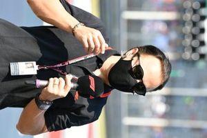 Felipe Massa sur la grille