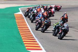 Francesco Bagnaia, Ducati Team leads