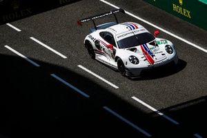 #79 Weathertech Racing Porsche 911 RSR - 19 LMGTE Pro di Cooper MacNeil, Earl Bamber, Laurens Vanthoor