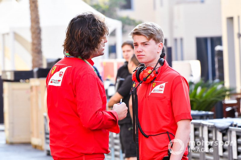 Robert Shwartzman, F3 Champion and Ferrari junior