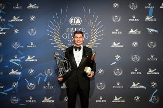 Max Verstappen, Acción del Año de la FIA