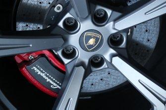 Lamborghini Urus ST-X, cerchio