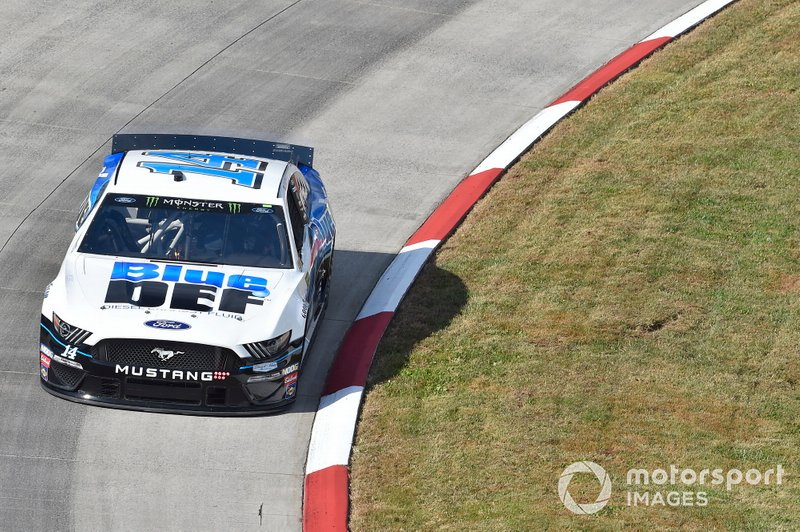 Clint Bowyer, Stewart-Haas Racing, Ford Mustang BlueDEF