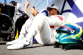 Фелипе Масса, Venturi Racing