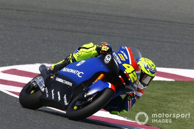 #42 Marco Ramirez, American Racing