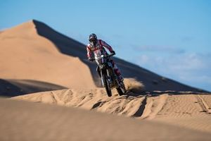 #50 Hero Motosports Team Rally: CS Santosh