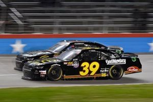 Ryan Sieg, RSS Racing, Chevrolet Camaro RSS Racing, Josh Williams, DGM Racing, Chevrolet Camaro iV Bars \ RacingHeroCards.com