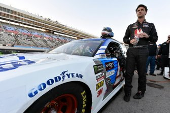 Josh Bilicki, Petty Ware Racing, Ford Mustang JACOB COMPANIES