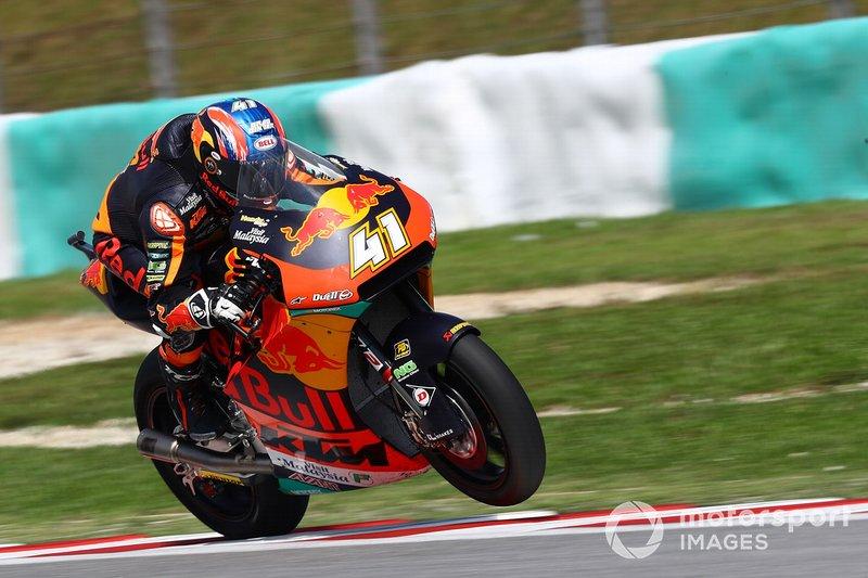 #41 Brad Binder (Moto2)