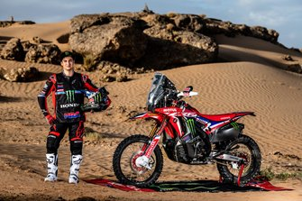 Nacho Cornejo, Monster Energy Honda Team