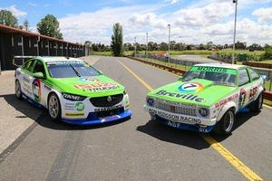 Tekno Holden ZB Commodore and Bob Morris Holden Torana