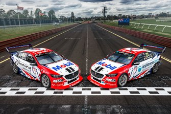 Walkinshaw Andretti United Holden livery