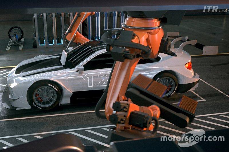 Des robots seront chargés de changer les roues