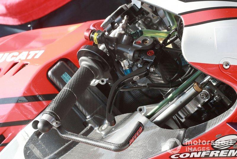 Francesco Bagnaia, Pramac Racing's Ducati