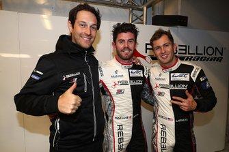 Pole position : #1 Rebellion Racing Rebellion R13 - Gibson: Bruno Senna, Gustavo Menezes, Norman Nato