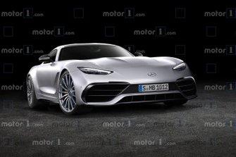 Mercedes-AMG GT 2021