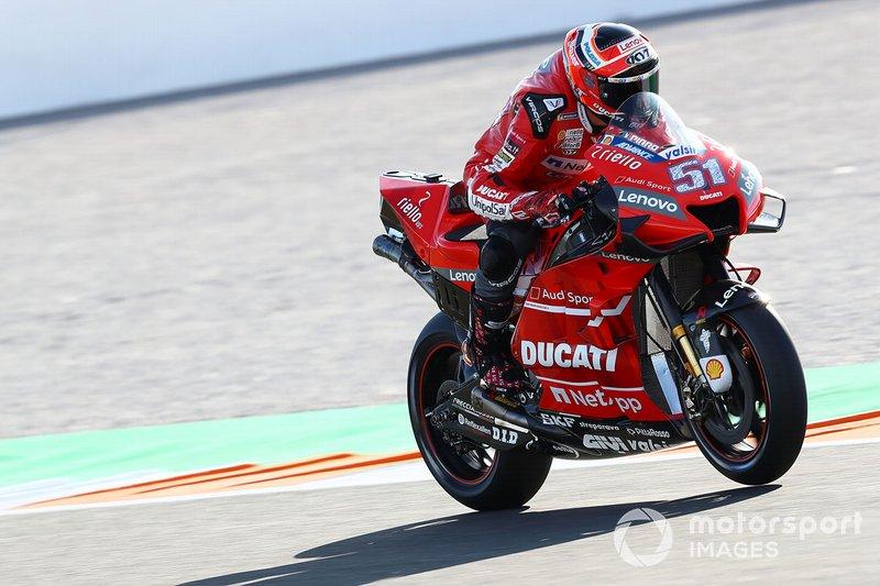 22 - Michele Pirro, Ducati Team
