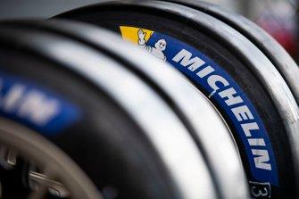 Michelin Slick Tyres