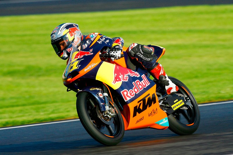 325 Punkte: Sandro Cortese 2012 (Moto3)