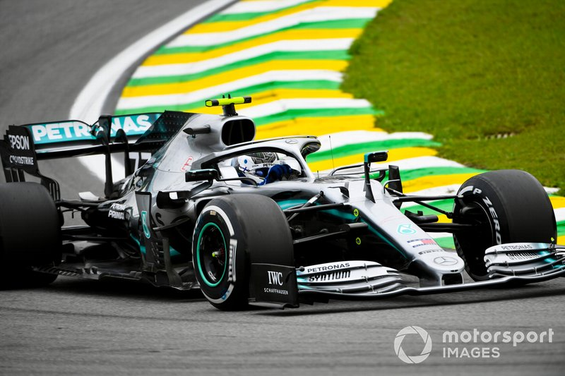 4º - Valtteri Bottas, Mercedes AMG W10