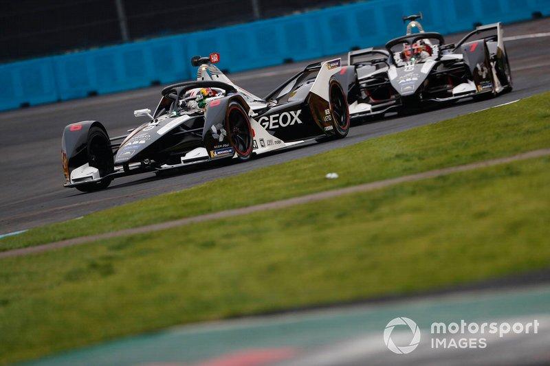 Brendon Hartley, Dragon Racing, Penske EV-4 Nico Müller, Dragon Racing, Penske EV-4