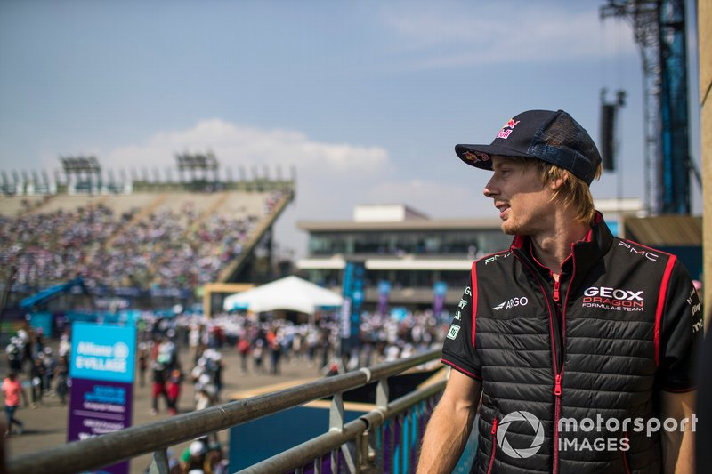 Brendon Hartley, Dragon Racing