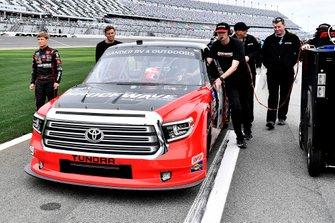 Derek Kraus, McAnally Hilgemann Racing, Toyota Tundra