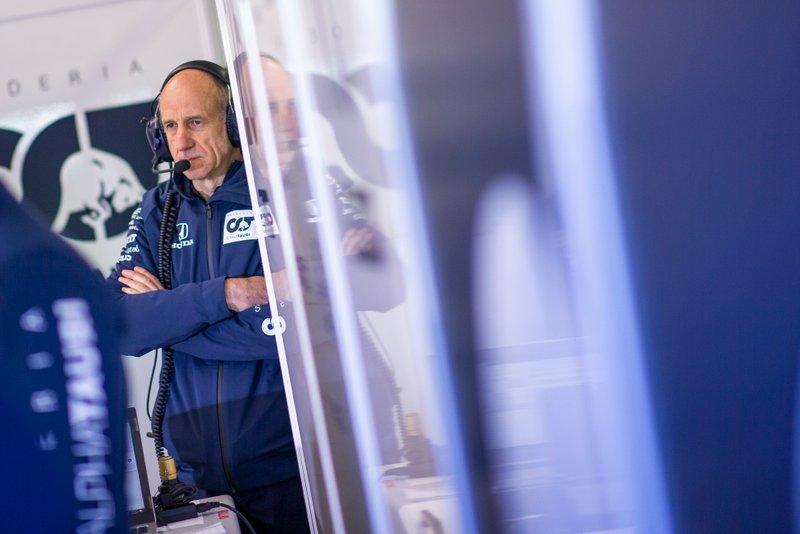 Franz Tost, Team Principal Scuderia AlphaTauri
