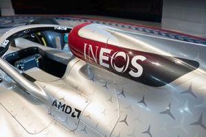 Livrea Mercedes AMG F1
